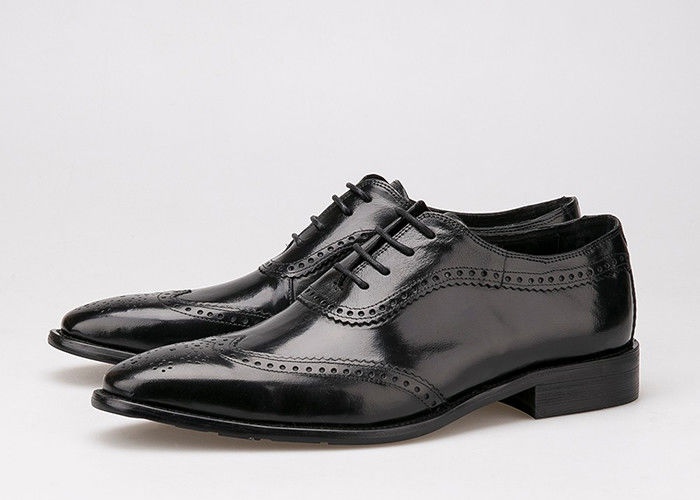 cd573a55e68 pl14709638-black men business casual shoes carved oxfords leather lace up brogue shoes.jpg